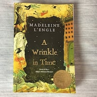 Wrinkle in time Book brand new