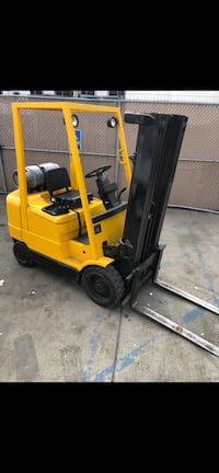 2001 Hyster Forklift s50xm