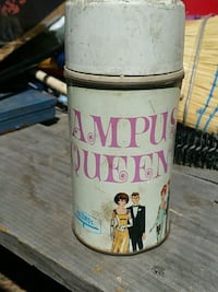Very old Campus Queen Thermos Capitola
