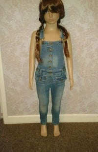 Next age 5 dungarees new without tags Warrington, WA2 7HB