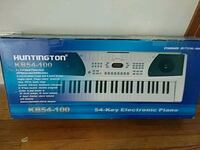 blue and white electronic keyboard Chicago, 60643