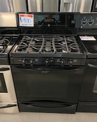 Kenmore black gas stove *Used* Reisterstown, 21136