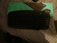 Logitech mouse and 2 Keyboards