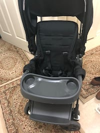 Joovy double stroller stand like new. Alexandria, 22314