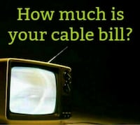 How much is your CABLE BILL??? Brandywine, 20613