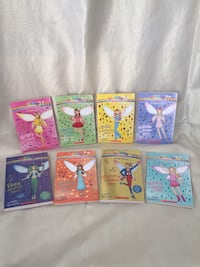 Eight Rainbow Magic Book Set