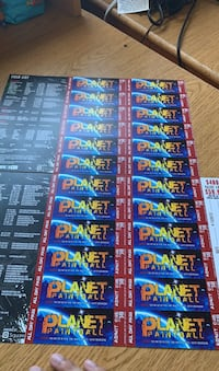 24 Paintball admission tickets!