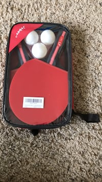 100 percent new .jebor professional ping pong paddle advanced training table tennis racket with carry case . Only 8 dollars 雷丁, 96003
