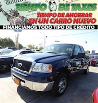 2007 FORD F150 XLT SUPER CAC COMPTON