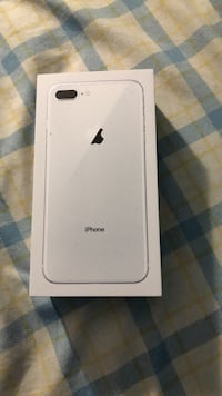 Silver iphone 8 Plus Glenarden, 20706