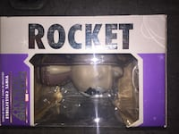 Rocket toy collectable