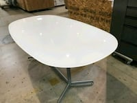 "thick 3/4"" glass table top .... 4x7 Fallston, 21047"