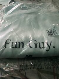 New Balance Fun Guy shirt - Size XXL