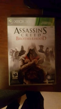 Assassins Creed Brotherhood XBOX 360 Kitchener, N2K 1A2