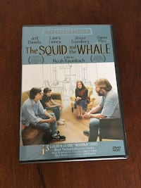 The Squid and the Whale - DVD Markham, L6C 0V5