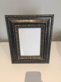 rectangular black wooden photo frame Whitby, L1N 2J2