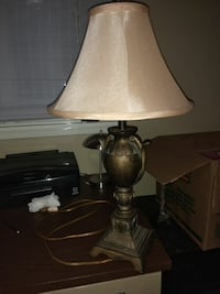 Bronze lamp  Heber Springs, 72543