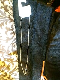 """24 """" sterling silver chain  Oroville, 95966"""