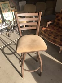 brown and gray metal chair Palm Desert, 92211