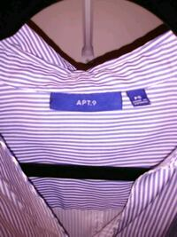 Apt 9 blouse, striped blue and white Green Bay, 54311
