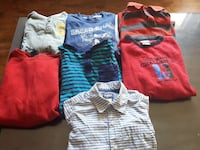 Big lot of Boys Clothes Size 7 .