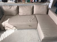 IKEA Extendable Couch