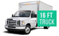 Rent a 16 Foot Cube Truck - $1500.00 monthly  TORONTO