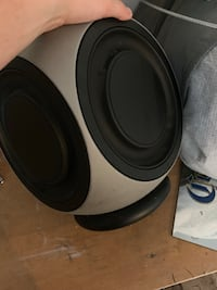 Stereo sub sub woofer