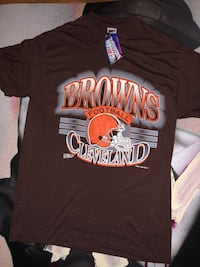Cleveland Browns Vintage Set Mens Large  Tallahassee, 32304