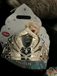 Frozen elsa crown