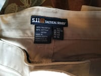 5.11 tactical pants size 40x32 Falls Church, 22044