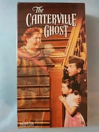 The Canterville Ghost vhs (New) Glen Burnie