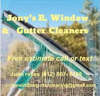 Window cleaning & gutter  Chicago