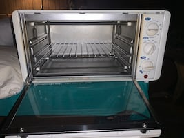 Connection toaster oven