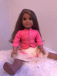 American girl doll with outfit Hackettstown, 07840