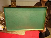 green and red wooden table null, L2H