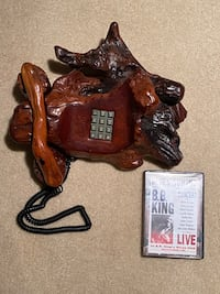 40 year old Burl Telephone Leesburg, 20175
