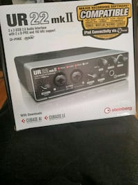 Audio interface ur22 mk2