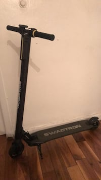 Swagtron Pro folding electric scooter