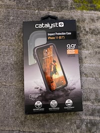 iPhone 11 - Catalyst Impact Protection Case (BNIB) Vancouver, V5T 2A3