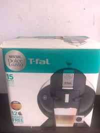 Hardly used t-fal message dolce gusto  Brampton, L6T 4B6