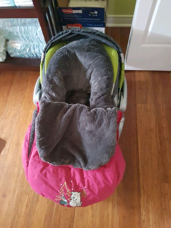 Coulou / Car seat cover