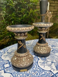 Antiques Roadshow Candle holder set Bethesda, 20814