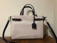 Authentic KATE SPADE Holden Street Lanie satchel with crossbody