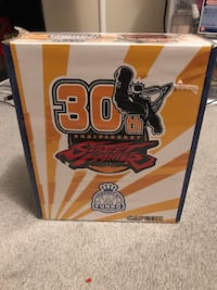 Brand new street fighter 30th anniversary funko box set !  Markham, L6B 0J7