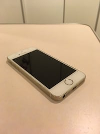 iPhone 5s, gull, 16gb Hundvåg, 4077