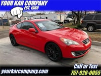 2010 Hyundai Genesis Coupe 2.0T Track Manual NORFOLK