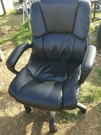 LEATHER CHAIR Alvarado, 76009