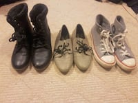 SHOES Take all for $10 Vancouver, V5X 4J7