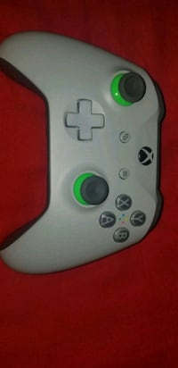 Xbox one wireless controller Grey/green Redding, 96001